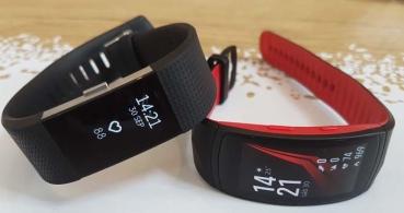 Gear Fit 2 Pro vs Fitbit Charge 2: ¿Cuáles son las diferencias?