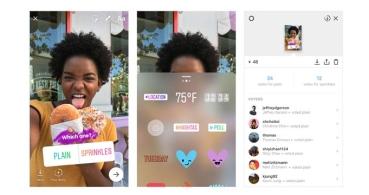 Instagram Stories añade encuestas