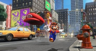 Descarga ya Super Mario Odyssey para Nintendo Switch