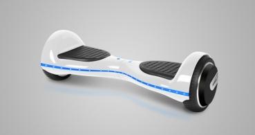 Megawheels TW01S, un hoverboard divertido pensado para los niños