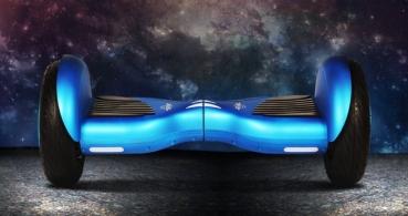 Megawheels TW04, un hoverboard potente con ruedas de 10 pulgadas