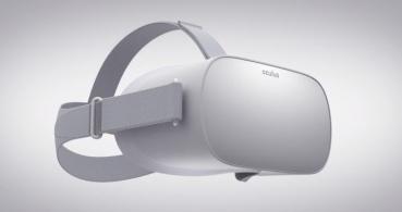 Oculus Go, el visor de realidad virtual independiente por 199 dólares