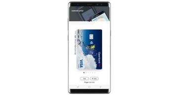 Samsung Pay ya funciona con Openbank