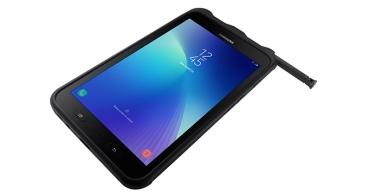 Galaxy Tab Active2, una tablet para el trabajo duro que resiste agua y golpes