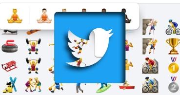 Twitter ya soporta los nuevos emojis de iOS