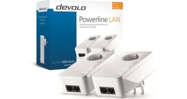 dLAN 1000 duo+, el nuevo PLC a 1.000 Mbps de Devolo