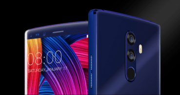 Doogee Mix 2 incluye Face Unlock y angular de 130º en su doble cámara frontal