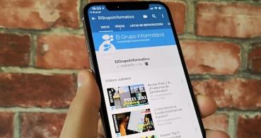 La app de YouTube agota la batería en iOS 11