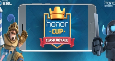 Honor Cup, el torneo de Clash Royale con 10.000 euros en premios