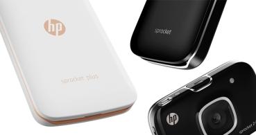 HP Sprocket  2 en 1, la cámara de fotos con impresora