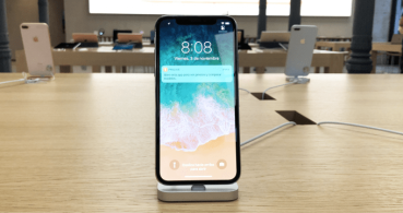 iPhone X llega hoy a las Apple Store