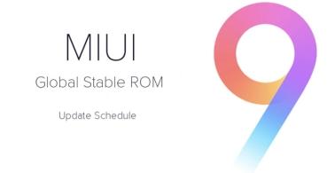 Conoce los móviles Xiaomi que actualizarán a MIUI 9