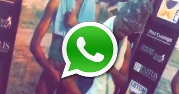 El negro de WhatsApp regresa en un vídeo viral