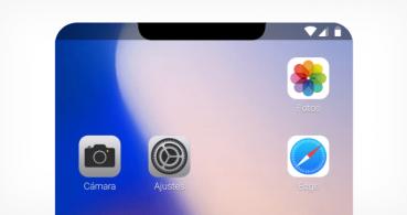 Android P soportará móviles con doble notch