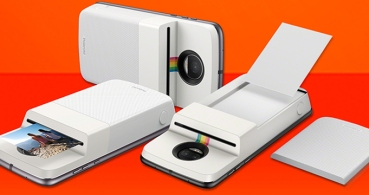 Polaroid Insta-Share Printer, transforma tu Moto Z en una Polaroid