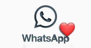 WhatsApp 2.17.409 beta renueva el corazón gigante