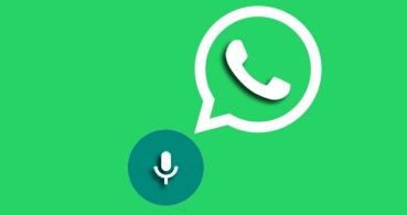 WhatsApp permitirá grabar audios sin mantener pulsada la pantalla