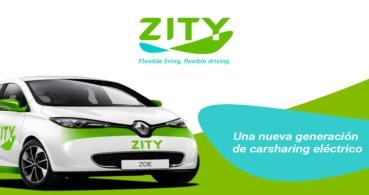 Zity llega a Madrid: alquila un coche desde el móvil a 21 céntimos por minuto