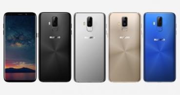 """Bluboo S9 competirá entre los smartphones """"todo pantalla"""" de 2018"""