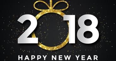 18 felicitaciones para el Año Nuevo 2018