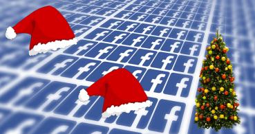 Cómo poner un marco navideño a tu foto de perfil de Facebook