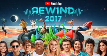 Rewind 2017, el vídeo resumen con lo más viral del año en YouTube