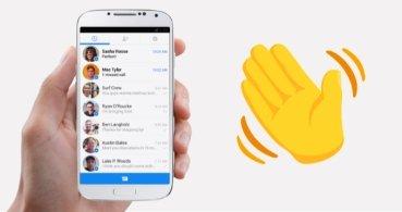 Cómo saludar en Facebook Messenger