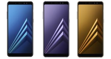 Samsung Galaxy A8 (2018) es oficial: conoce todos los detalles