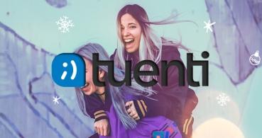Tuenti ofrece 2 GB gratis por Navidad