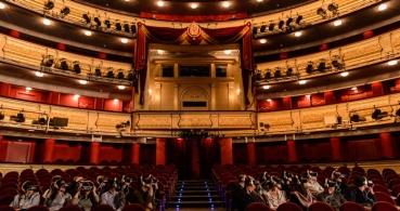 Teatro Real VR, Samsung lleva la realidad virtual al teatro