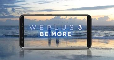 Weimei WePlus 3 ya es oficial: conoce todos los detalles