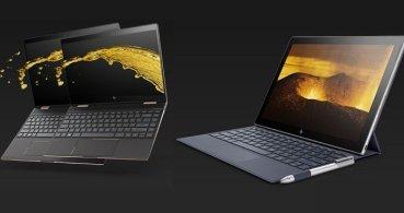 Spectre x360 15 y Envy x2, los nuevos portátiles de HP en el CES 2018