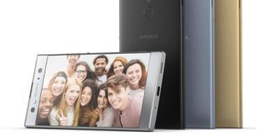 Sony Xperia XA2, Xperia XA2 Ultra, y Xperia L2 ya son oficiales
