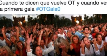 Los mejores memes de OT 2017