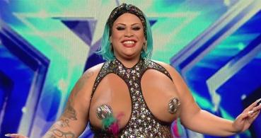 Wendi Superstar se vuelve viral en el regreso de Got Talent