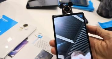 Bluboo S2 es oficial con una innovadora cámara giratoria