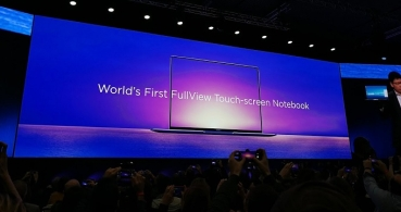 Huawei MateBook X Pro, el nuevo portátil TouchScreen con pantalla sin bordes