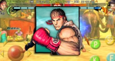 Street Fighter IV Champion Edition ya disponible en Android