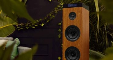Energy Tower G2 Wood, un altavoz inalámbrico diseñado en madera