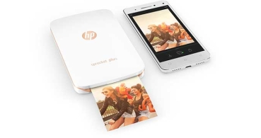 HP Sprocket Plus, la nueva impresora de bolsillo con fotos un 30% más grandes