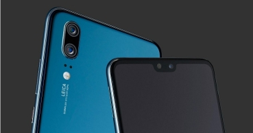 Huawei P20 ya está disponible en color Twilight