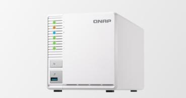 QNAP TS-328, el nuevo NAS de 3 bahías que soporta RAID 5