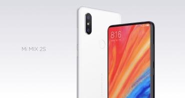 Xiaomi Mi Mix 2S es oficial: conoce los detalles