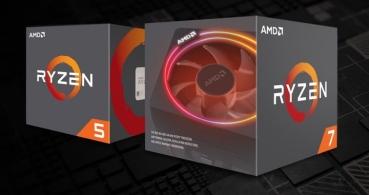 AMD Ryzen de segunda generación es oficial: más potencia a precios menores