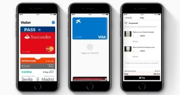 Apple Pay ya es compatible con Caja Rural y EVO Banco
