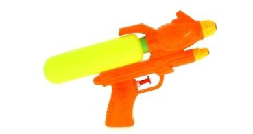 Android cambia el emoji del revólver por una pistola de agua