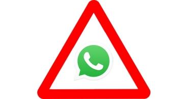 WhatsApp para iPhone limita a 5 contactos el reenvío de mensajes