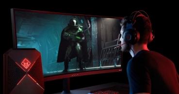 Monitores curvos, ¿cómo mejoran la experiencia de juego?