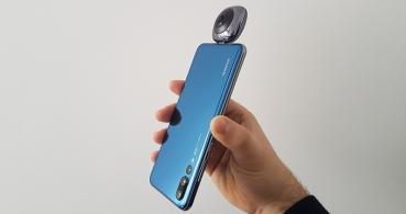 Review: Huawei EnVizion 360, la cámara panorámica compatible con VR
