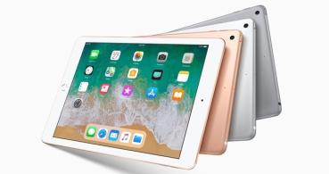 Nuevo iPad de 9,7 pulgadas con soporte para Apple Pencil